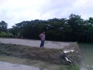 Procured land for Training Center in 2014